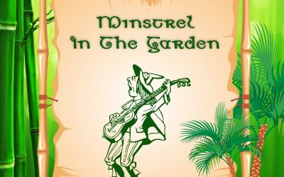 Minstrel in the Garden